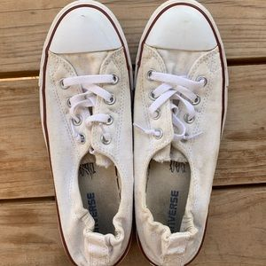 Converse Low Tops White 10